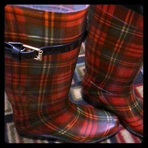 Ladies RL rain boots (New)